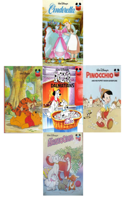 Buy Walt Disney Collection of 5 Books by VARIOUS online in india - Bookchor | 9781310394527