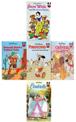 Buy Walt Disney Collection of 5 Books by VARIOUS online in india - Bookchor | 9781310394528