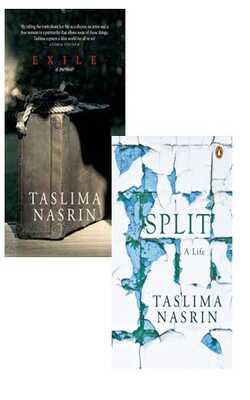 Taslima Nasrin...
