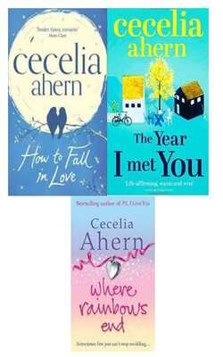 Buy Cecelia Ahern Set of 3 Books-Paperback by Cecelia Ahern online in india - Bookchor | 9781310394558