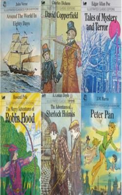 Illustrated-Book-Set-of-6-Books(Pocket-Books)