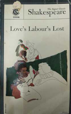 Buy Love's Labour's Lost By William Shakespeare-Paperback by William Shakespeare online in india - Bookchor | 9781310394743