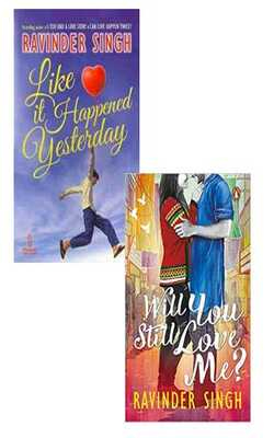 Ravinder-Singh-Set-of-2-Books-Paperback