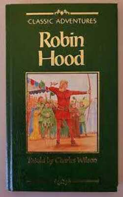 Robin-Hood-By-Charles-Wilson-Hardcover