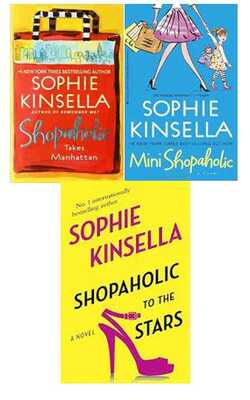 Buy Sophie Kinsella Set of 3 Books-Paperback by Sophie Kinsella online in india - Bookchor   9781310394794