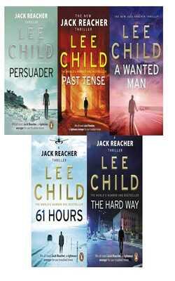 Lee-Child-Set-of-5-Books-Paperback