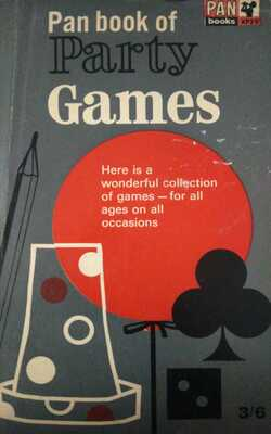 The-Pan-Book-fo-Party-Games-By-Joseph-Edmundson-Paperback