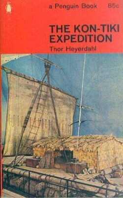 Buy The Kon-Tiki Expedition By Thor Heyerdahi-Paperback by Thor Heyerdahi online in india - Bookchor | 9781310394815