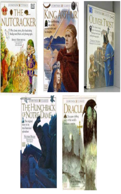 Buy Dorling Kindersley book set of 5 books by VARIOUS online in india - Bookchor   9781310394852