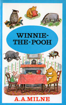 Buy Winnie The Pooh  by A.A. Milne online in india - Bookchor | 9781310394866
