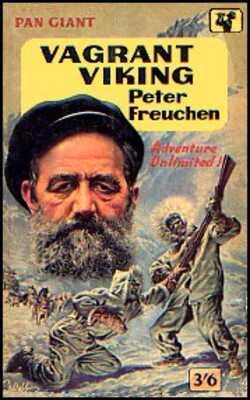 Vargant-Viking-By-Peter-Freuchen-Paperback