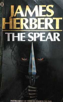 The-Spear-By-James-Herbert-Paperback