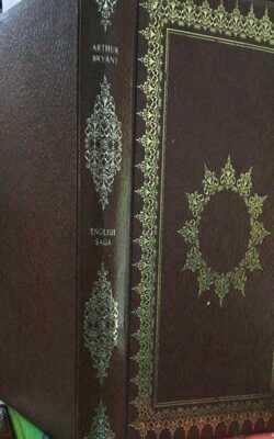 English-Saga-By-Arthur-Bryant-Hardcover