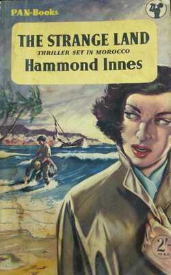 The-Strange-Land-By-Hammond-Innes-Paperback