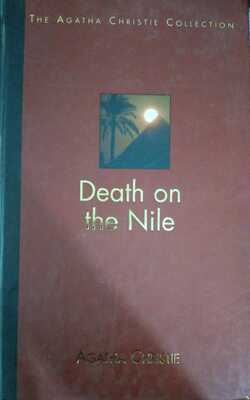 Death-on-The-Nile-By-Agatha-Christie-Hardcover