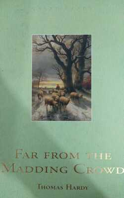 Far-From-The-Madding-Crowd-By-Thomas-Hardy-Hardcover