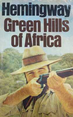 Green-Hills-of-Africa-By-Hemingway-Paperback
