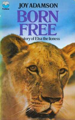 Born-Free-By-Joy-Adamson-Paperback