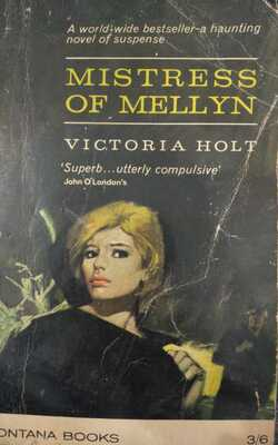 Mistress-of-Mellyn-By-Victoria-Holt-Paperback
