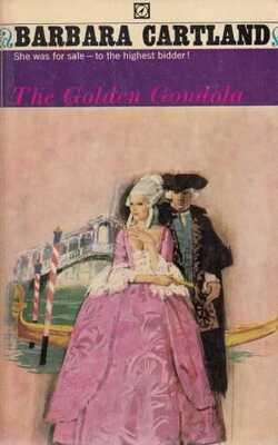 The-Golden-Gondola-By-Barbara-Cartland-Paperback