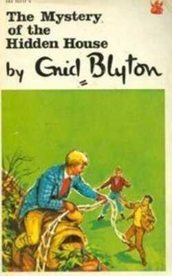 The-Mystery-of-The-Hidden-House-By-Enid-Blyton-Paperback