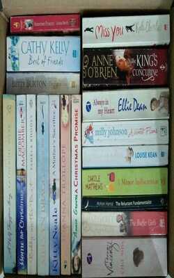 19--MIXED-ROMANCE-BOOKS-BOX