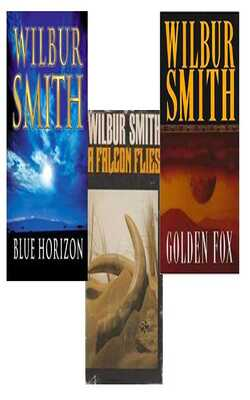 Wilbur-Smith--Special-Combo-Pack-Of-3-Books