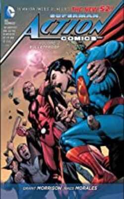 Superman---Action-Comics-Vol.-2:-Bulletproof