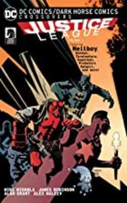 DC-Comics/Dark-Horse-Comics:-Justice-League-Vol.-1
