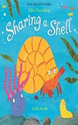 Buy Sharing a Shell Paperback by Julia Donaldson online in india - Bookchor   9781405020480