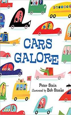 Buy Cars Galore by Peter Stein online in india - Bookchor | 9781406330694