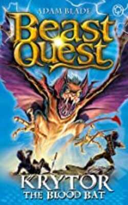 Krytor-the-Blood-Bat:-Series-18-Book-1-(Beast-Quest)