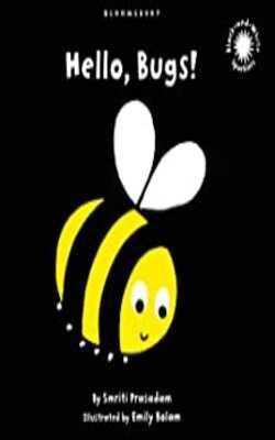 Hello,-Bugs!:-Black-and-White-Sparkler-Board-Book