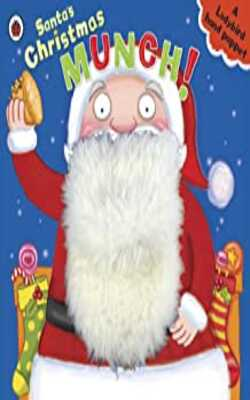 Santa's-Christmas-Munch-Father-Christmas-Hand-Puppet-Book