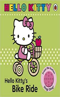 Hello-kitty`s-bike-ride---Board-book