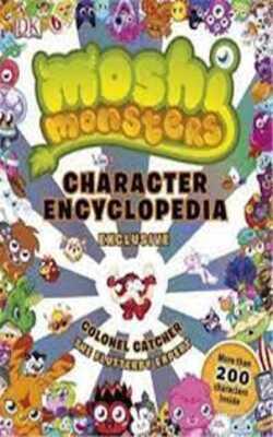 Moshi-Monsters-Character-Encyclopedia