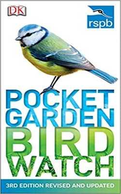 Buy Pocket Garden Bird Watch by Mark Ward online in india - Bookchor | 9781409346272