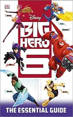 Big-hero-6---Disney