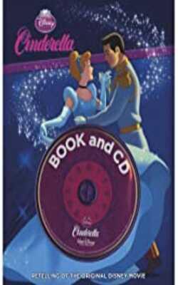 Disney-Princess-Cinderella-(With-CD)-(Disney-Storybook-&-CD)