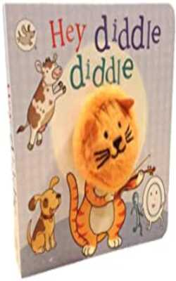 Buy Hey Diddle Diddle Finger Puppet Book Board book by Parragon Books Ltd online in india - Bookchor | 9781472360441