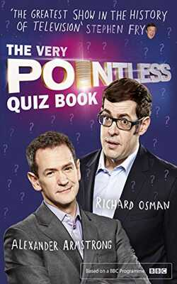 The-very-pointless-Quiz-book