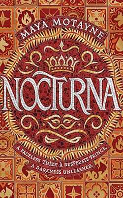 Buy Nocturna by Maya Motayane online in india - Bookchor | 9781473675919