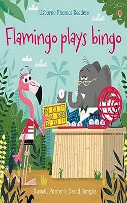 Flamingo-plays-bingo