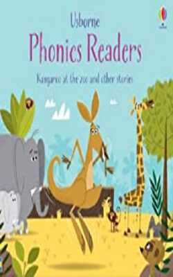 Buy Phonics Readers -Kangaroo at the zoo and other stories (A book set) by Usborne Publishing Ltd online in india - Bookchor | 9781474961776