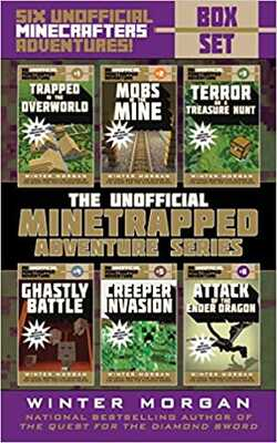 An-Unofficial-Minetrapped-Adventure-Series-Box-Set:-Six-Unofficial-Minecrafters-Adventures!