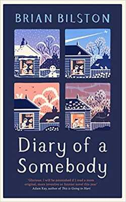 Buy Diary of a someboady by Brian Bilston online in india - Bookchor | 9781529005554