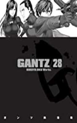 Gantz-Volume-28