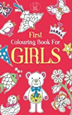 First-Colouring-Book-For-Girls