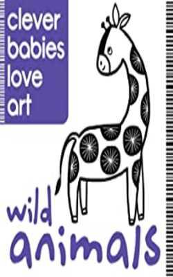 Clever-Babies-Love-Art:-Wild-Animals
