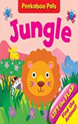 Jungle-Peekaboo-Who?-(Lift-and-Find)-Hardcover